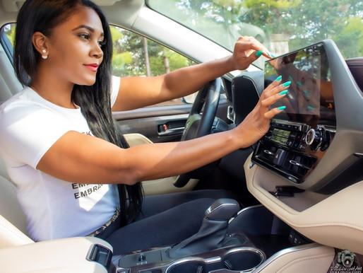 Sustainability with the 2021 Toyota Highlander Hybrid Limited