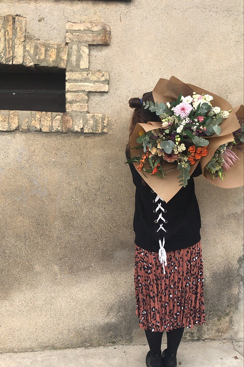 Bouquet surprise taille classique