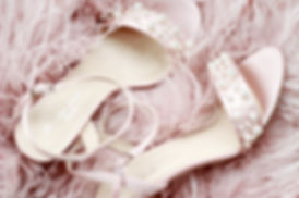 Pink wedding shoes south africa