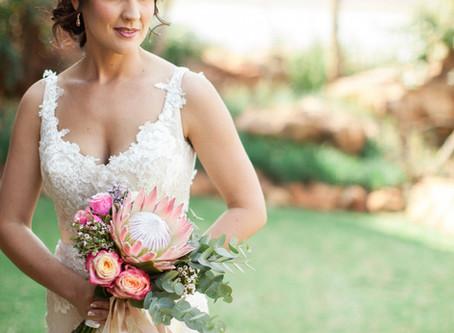 Wedding at Kloofzicht Lodge Muldersdrift South Africa