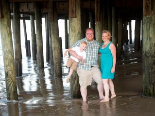 Platt and Friends | Outer Banks Beach Portraits
