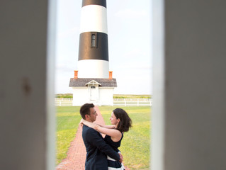 Theresa & Rob | Outer Banks Engagement