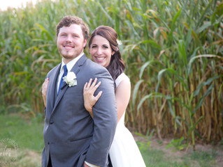 Eric & Hannah   Pennsylvania Wedding