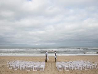 Celia & Joel | Outer Banks Wedding Photographer | Nags Head Wedding