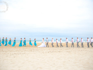 Brittany & Travis | Outer Banks Wedding