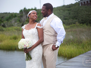 Nicole & Michael | Outer Banks Wedding