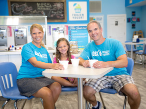 Outer Banks Mom Approved: OBX Frozen Yogurt