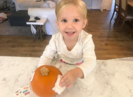 Sunshine Craft - Tattooing Pumpkins