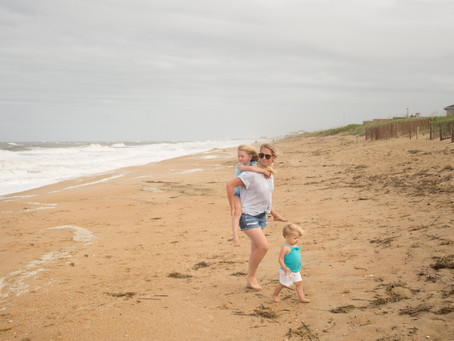 Five Things to Do with Kids on the Outer Banks When it is Raining!