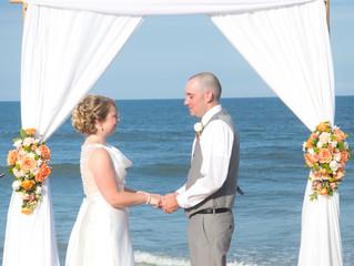 Jillian & Kevin | Outer Banks Wedding