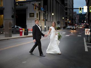 Mitch & Chloe | Pittsburgh Wedding