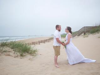 Linda & Clayton | Outer Banks Wedding