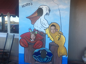 Local Spotlight - Henry's Restaurant