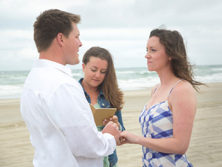 Erin & Charles   Outer Banks Wedding Photographer