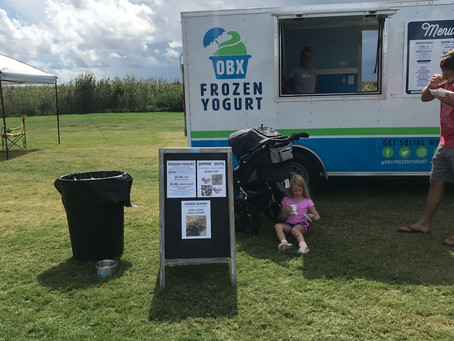 Outer Banks Mom Approved: OBX FroYo on the Go