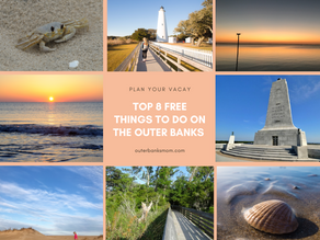 Top Free Things to do on the Outer Banks
