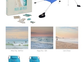 GIFT GUIDES 2020 FOR THE OBX LOVER!
