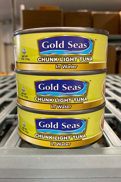 Tuna – Canned – in Water – 5 oz. $4.69 USD