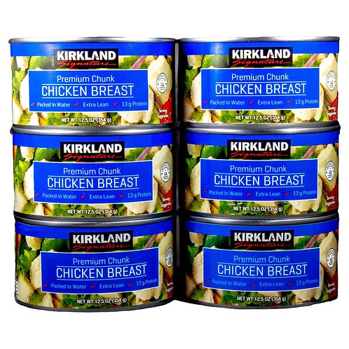 Chicken – Canned – In Water – 5 oz. $1.44 USD
