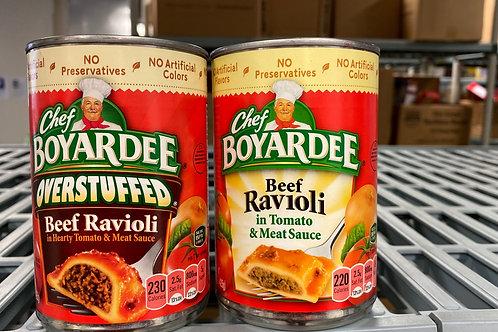 Meat Ravioli – Canned – 15 oz.