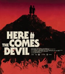A review of Adrian Garcia Bogliano's 2012 film, Here Comes the Devil.