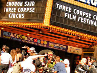 Ticketing for the 2014 Three Corpse Circus
