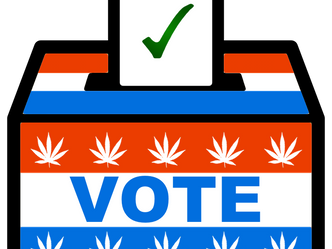Legalization Vote on Nov. 6th May be Close.