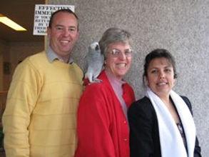 Carol Page Team Photo