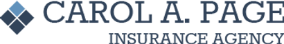 Carol A Page Insurance Logo