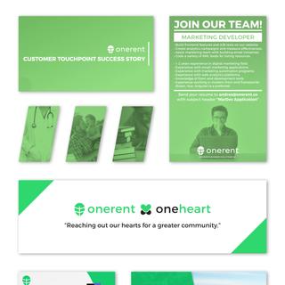 Onerent's Internal Branding