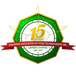 PAFT - Labda Chapter Anniversary Logo
