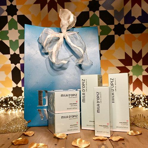 Mila d'Opiz Hyaluronic4 Beauty set