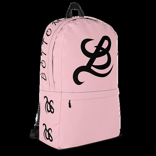 BOTTOMLYNE MUSIC PINK Backpack