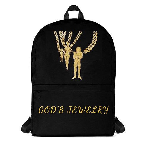 GOD'S JEWELRY Backpack