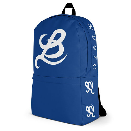 BOTTOMLYNE MUSIC TRUE BLUE Backpack