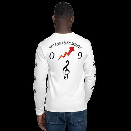 Bottomlyne Music Men's Champion Long Sleeve Shirt