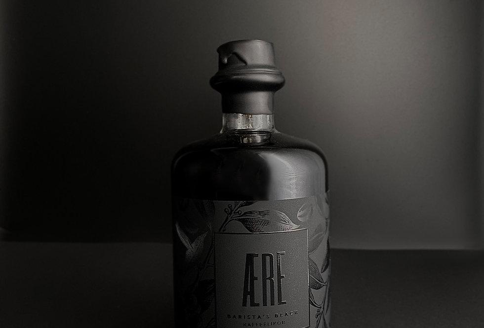 ÆRE BARISTA'S BLACK KAFFEELIKÖR 500 ml