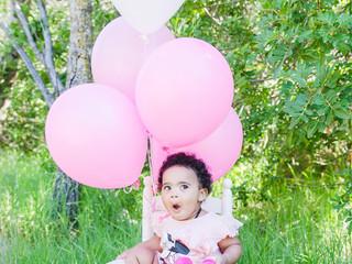 Sian-Leigh turns 1