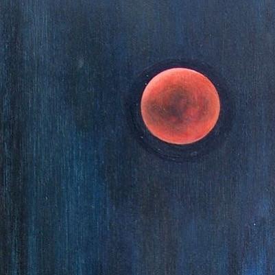 Super Full Moon Lunar Eclipse in Leo