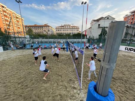 Il Beach Volley di Fondazione Lighea all'insegna dell'inclusione