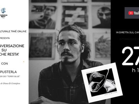 """Una conversazione su """"ciò che resta"""": il circolo Timé ospita Leo Pusterla"""