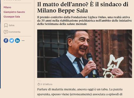 Rassegna stampa - Il matto dell'anno? È il sindaco di Milano Sala