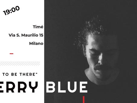 Terry Blue in concerto a Milano presso il circolo culturale Timé