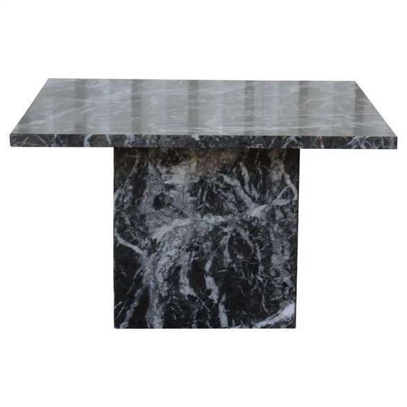 1970s Italian Marble Side Table