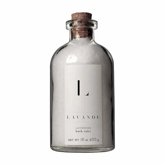 Lavander Bath Salts