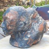 Escultura en Gres IV / Gres Sculpture IV