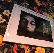 Print de Arte y Muerte / Art and Death