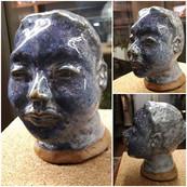 Escultura en Gres II / Gres Sculpture II