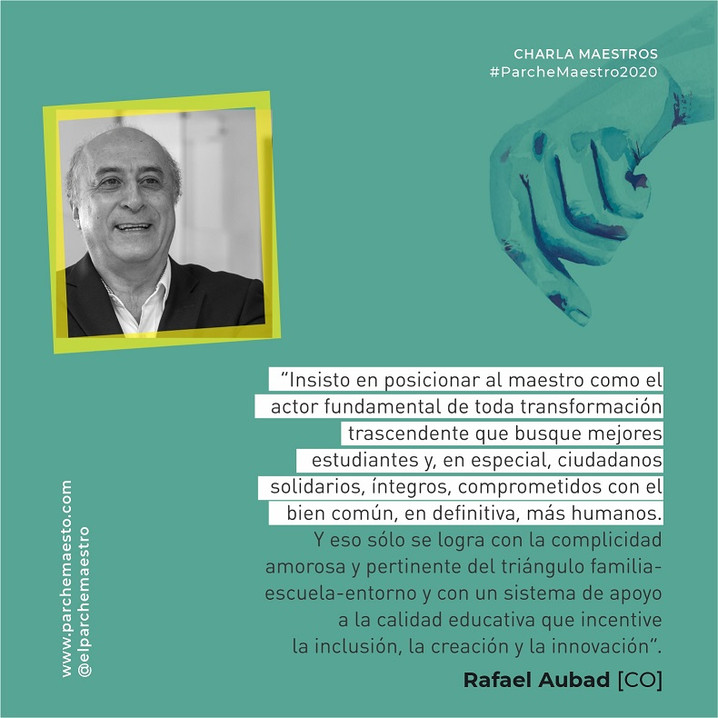 Charla Rafael Aubad
