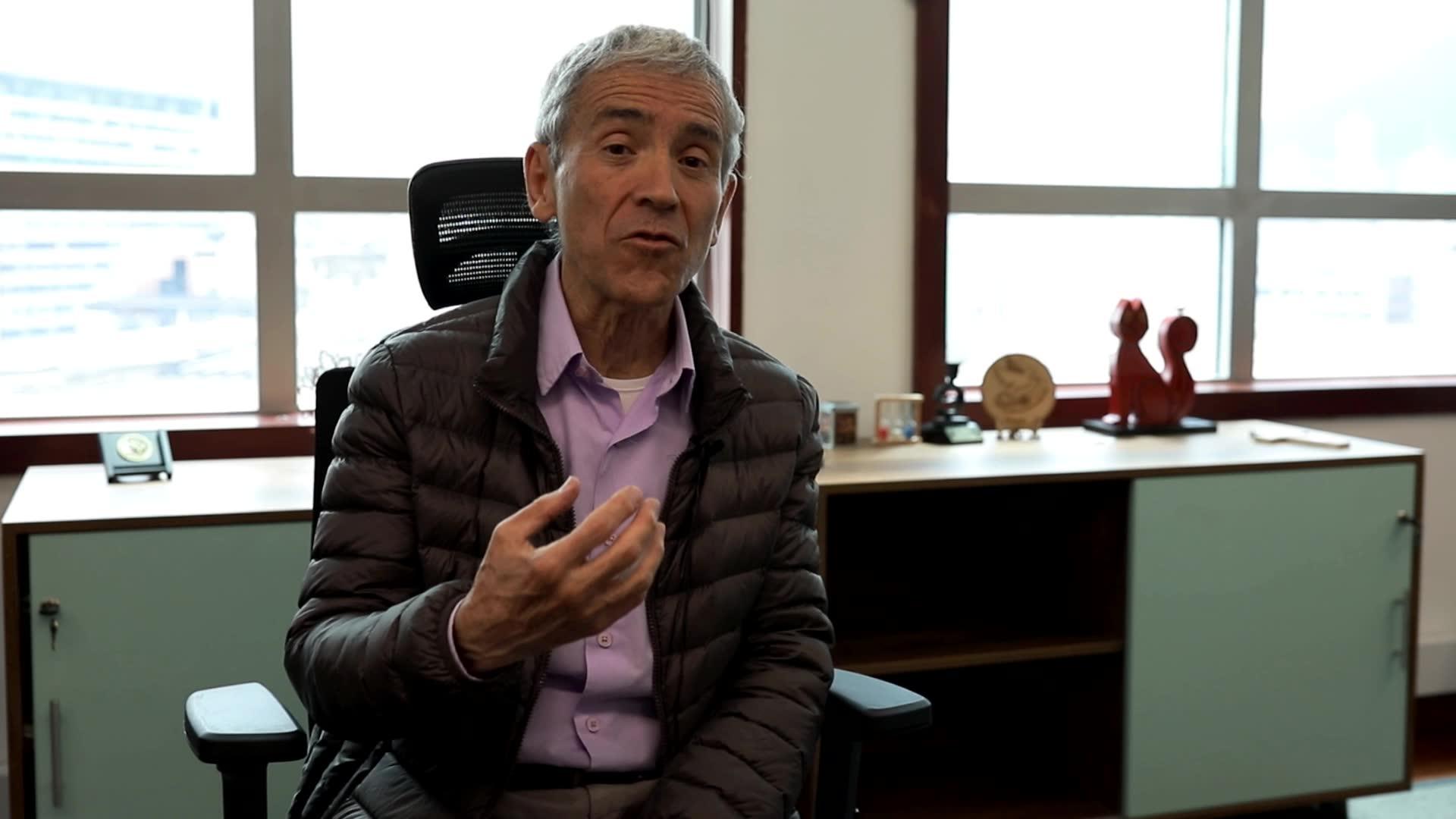 Saludo Francisco de Roux, Presidente Comisión de la Verdad